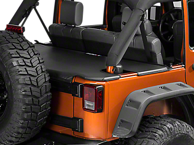 Tonneaus, Windjammers & Accessories<br />('07-'18 Wrangler)