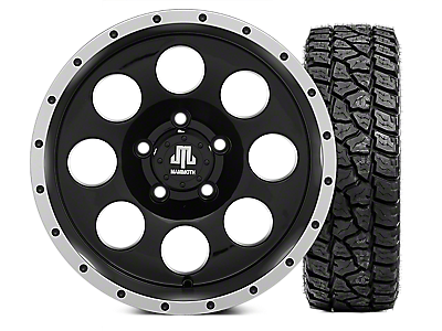 "31"" Wheel & Tire Kits 2018 JL"