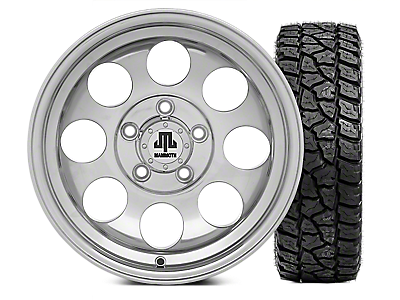 "33"" Wheel & Tire Kits 2018 JL"