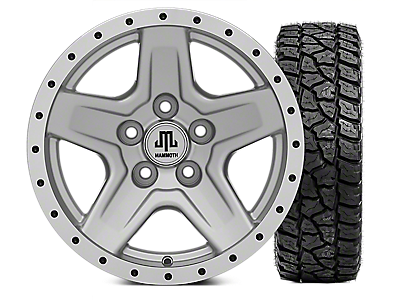 "35"" Wheel & Tire Kits 2018 JL"