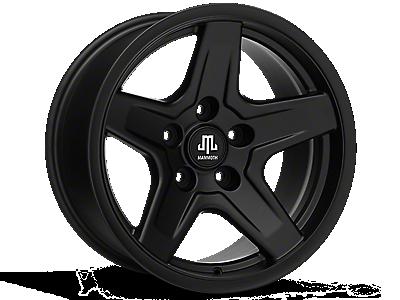 Black Wheels 2018 JL