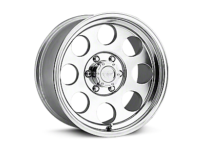 Chrome Wheels 2018 JL