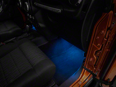 Jeep Interior Lighting 2018-2019 JL