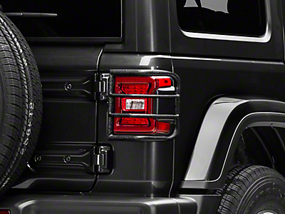 Jeep Light Guards & Covers 2018-2019 JL