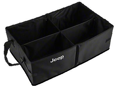 Rear Cargo Storage 2018 JL