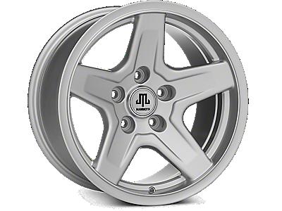 Silver Wheels 2018 JL