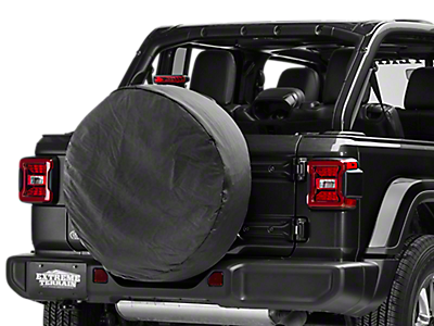 Spare Tire Covers 2018 JL