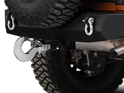 Jeep Tow Hooks & D-Rings 2018-2019 JL