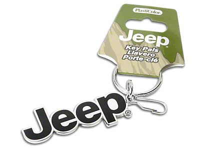Jeep Keychains