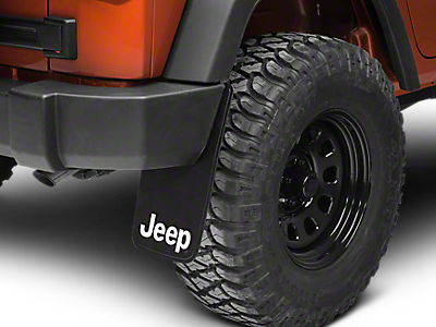 Mud Flaps & Guards 1987-1995 YJ
