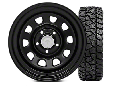"31"" Wheel & Tire Kits 1997-2006 TJ"