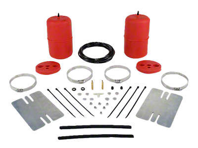 Wrangler Air Springs & Accessories 1997-2006 TJ