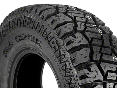 All Terrain Tires 2007-2018 JK