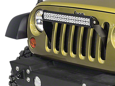 Wrangler Auxiliary & Off-Road Lighting 1987-1995 YJ