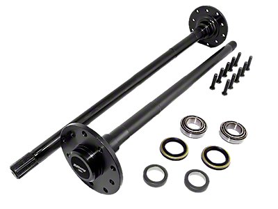Jeep Axles & Hubs 1997-2006 TJ