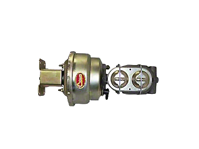Jeep Brake Master Cylinders & Boosters