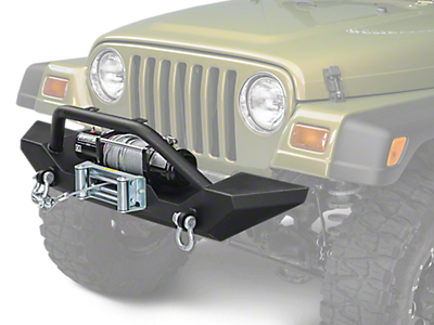 Wrangler Bumpers & Towing 1997-2006