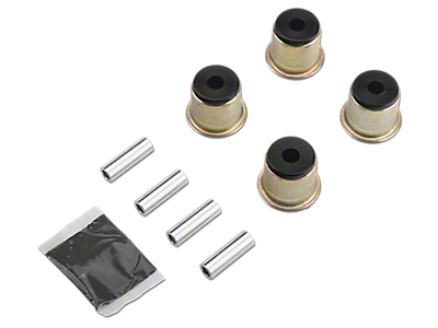 Wrangler Bushings & Body Mounts 1997-2006 TJ