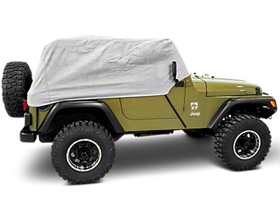 Jeep Cab Covers 1997-2006 TJ