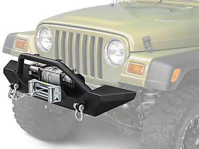 Wrangler Front Bumpers 1997-2006 TJ