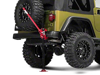 Recovery Jacks & Accessories 1997-2006 TJ
