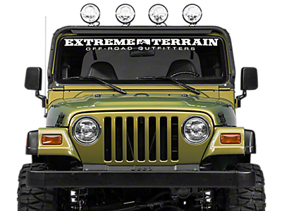 Light Bars 1997-2006 TJ