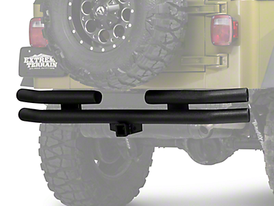 Jeep Rear Bumpers 1987-1995 YJ
