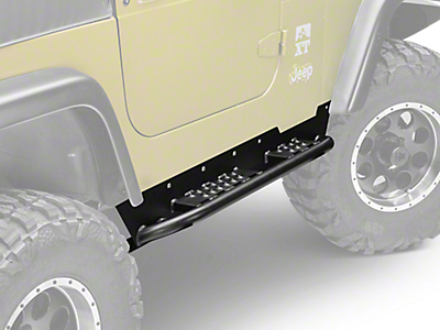 Rock Sliders & Rocker Guards 1987-1995 YJ