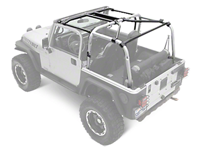 Wrangler Roll Bars & Cages 1997-2006 TJ