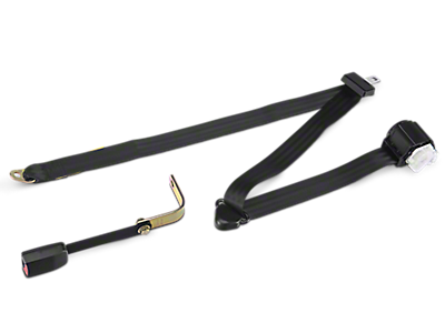 Seat Belts & Hardware 1997-2006 TJ