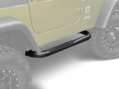 Wrangler Running Boards & Side Steps 1997-2006 TJ