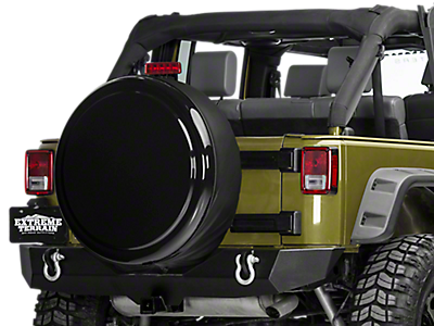 Spare Tire Covers 1997-2006 TJ
