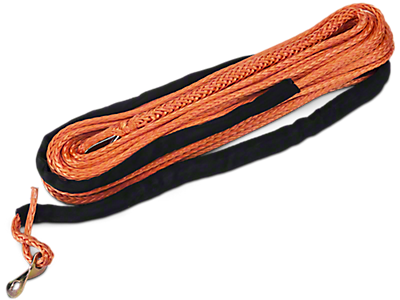 Winch Cables & Ropes 1997-2006 TJ