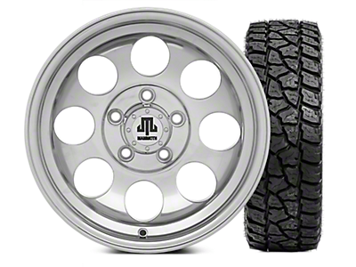 Wheel & Tire Kits 1987-1995 YJ