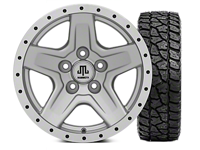 "35"" Wheel & Tire Kits 1987-1995 YJ"