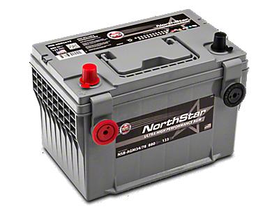 Batteries<br />('87-'95 Wrangler)