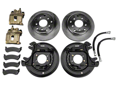 Brake Conversion Kits<br />('87-'95 Wrangler)