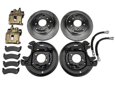 Brake Conversion Kits<br />('87-'95 Wrangler)