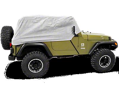 Cab Covers<br />('87-'95 Wrangler)