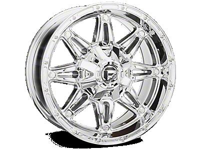 Chrome Wheels 1987-1995 YJ