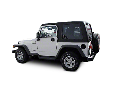 Hard Tops & Accessories<br />('87-'95 Wrangler)
