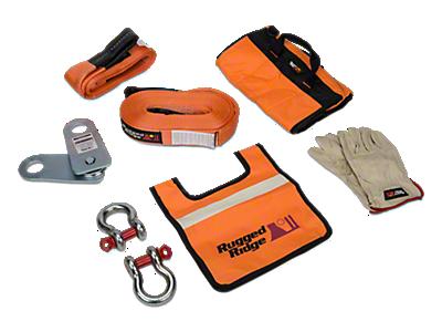 Wrangler Recovery Gear 1987-1995 YJ