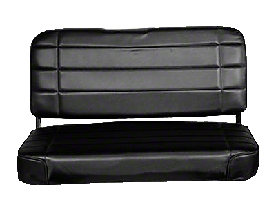 Replacement Rear Seats