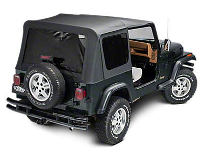 Replacement Style Soft Tops<br />('87-'95 Wrangler)