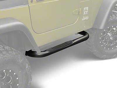 Running Boards & Side Steps 1987-1995 YJ