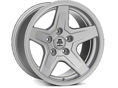 Silver Wheels 1987-1995 YJ