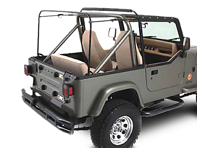 Soft Top Accessories 1987-1995 YJ