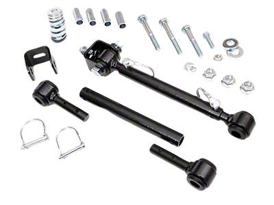 Wrangler Sway Bars & Disconnects 1987-1995 YJ