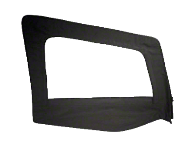 Jeep Upper Half Doors, Skins, & Hardware 1987-1995 YJ