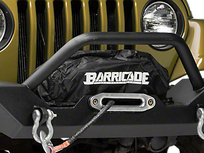 Winch Covers<br />('87-'95 Wrangler)